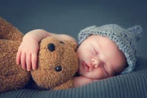 fotolia 102327719 300x200 - sleeping newborn baby