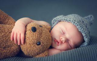 fotolia 102327719 320x202 - Mehr Nachtruhe für Baby - und Eltern!
