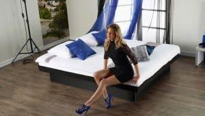 Aquabest Wasserbetten Trendline 0813LR 300x169 - Aquabest-Wasserbetten- ... und auf Design nicht verzichten