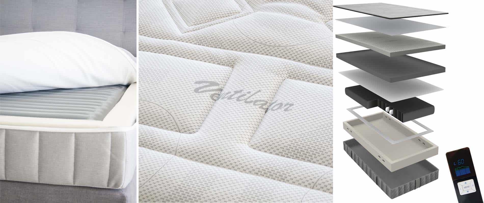 aquabest wasserbett siebenschlaf air matratze funktion - NEU: siebenschlaf® AIR Matratze